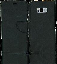 Samsung Galaxy S8 PLUS  Professional Wallet Black
