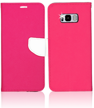 Samsung Galaxy S8 PLUS  Professional Wallet Pink
