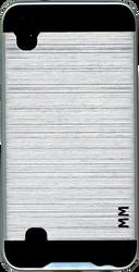 LG XPower MM Slim Dura Metal Finish Silver