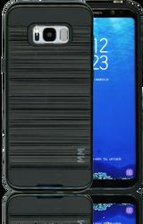 Samsung Galaxy S8 PLUS MM Slim Dura Metal Finish Black