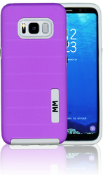 Samsung Galaxy S8 MM Opal Slim Case Purple