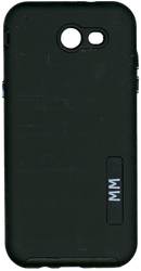Samsung J3 Prime MM Opal Slim Case Black