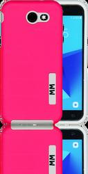 Samsung J3 Prime MM Opal Slim Case Pink