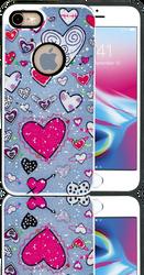 Iphone 7/8 MM 3D Heart