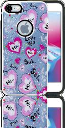 Iphone 7/8 MM 3D Love