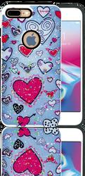Iphone 7 PLUS/8 PLUS MM 3D Heart