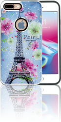 Iphone 7 PLUS/8 PLUS MM 3D Paris