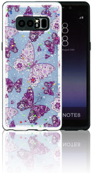 Samsung Note 8 MM 3D Butterfly