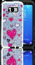 Samsung Galaxy S8 MM 3D Heart