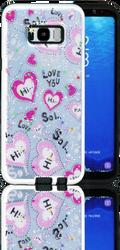 Samsung Galaxy S8 MM 3D Love