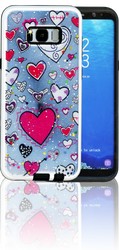 Samsung Galaxy S8 PLUS MM 3D Heart