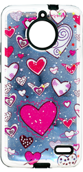 Motorola E4 MM 3D Heart