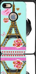 Iphone 7/8  MM 3D Paris Love