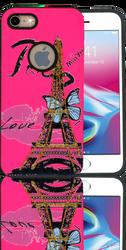 Iphone 7/8  MM 3D Paris Butterfly