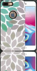 Iphone 7 PLUS/8 PLUS  MM 3D Leaves
