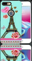 Iphone 7 PLUS/8 PLUS  MM 3D Paris Love