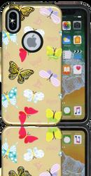 Iphone X  MM 3D Butterfly 2