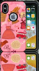 Iphone X  MM 3D Shopaholic
