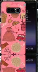 Samsung Galaxy Note 8 MM 3D Shopaholic