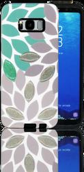 Samsung Galaxy S8 MM 3D Leaves