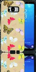 Samsung Galaxy S8 MM 3D Butterfly 2