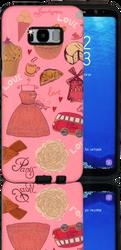 Samsung Galaxy S8 MM 3D Shopaholic