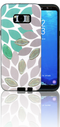 Samsung Galaxy S8 PLUS MM 3D Leaves