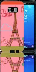 Samsung Galaxy S8 PLUS MM 3D Glitter Paris