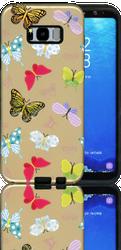 Samsung Galaxy S8 PLUS MM 3D Butterfly 2