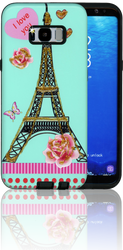 Samsung Galaxy S8 PLUS MM 3D Paris Love