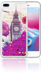 Iphone 7 PLUS/8 PLUS  MM Water Glitter London