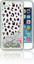 Iphone 5/5S/SE  MM Water Glitter Chetta