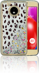 Motorola E4  MM Water Glitter Chetta