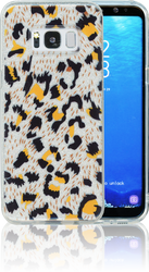 Samsung Galaxy S8  MM Cheeta Glitter Hybrid