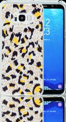 Samsung Galaxy S8 PLUS  MM Cheetah Glitter Hybrid