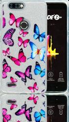 ZTE Blade  MM Butterfly Glitter Hybrid