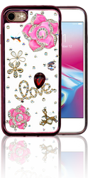 Iphone 7/8  MM Bling 3D Love