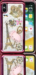 Iphone X  MM Bling 3D Paris