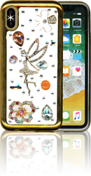 Iphone X  MM Bling 3D Tinkle