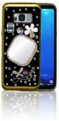 Samsung Galaxy S8  MM Bling 3D Mirror