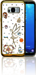 Samsung Galaxy S8  MM Bling 3D Tinkle