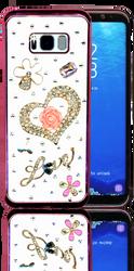Samsung Galaxy S8 PLUS  MM Bling 3D Heart