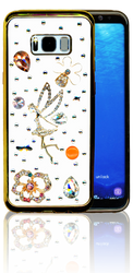 Samsung Galaxy S8 PLUS  MM Bling 3D Tinkle
