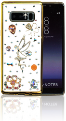 Samsung Galaxy Note 8  MM Bling 3D Tinkle