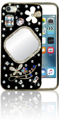 Iphone 5/5S  MM Bling 3D Mirror