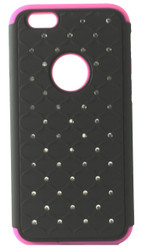 SOLD OUT Samsung Galaxy Exhibit 2013 Dual Bling Case Pink