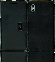 Iphone X MM Premium Folio Wallet Black