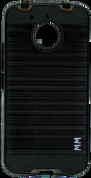 Motorola E4 PLUS MM Slim Dura Metal Finish Black