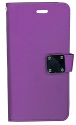 ZTE Blade Force Premium Folio Wallet Purple