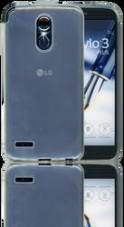 LG Stylo 3 MM Clear Hybrid